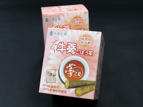 瑞康生醫-牛蒡茶